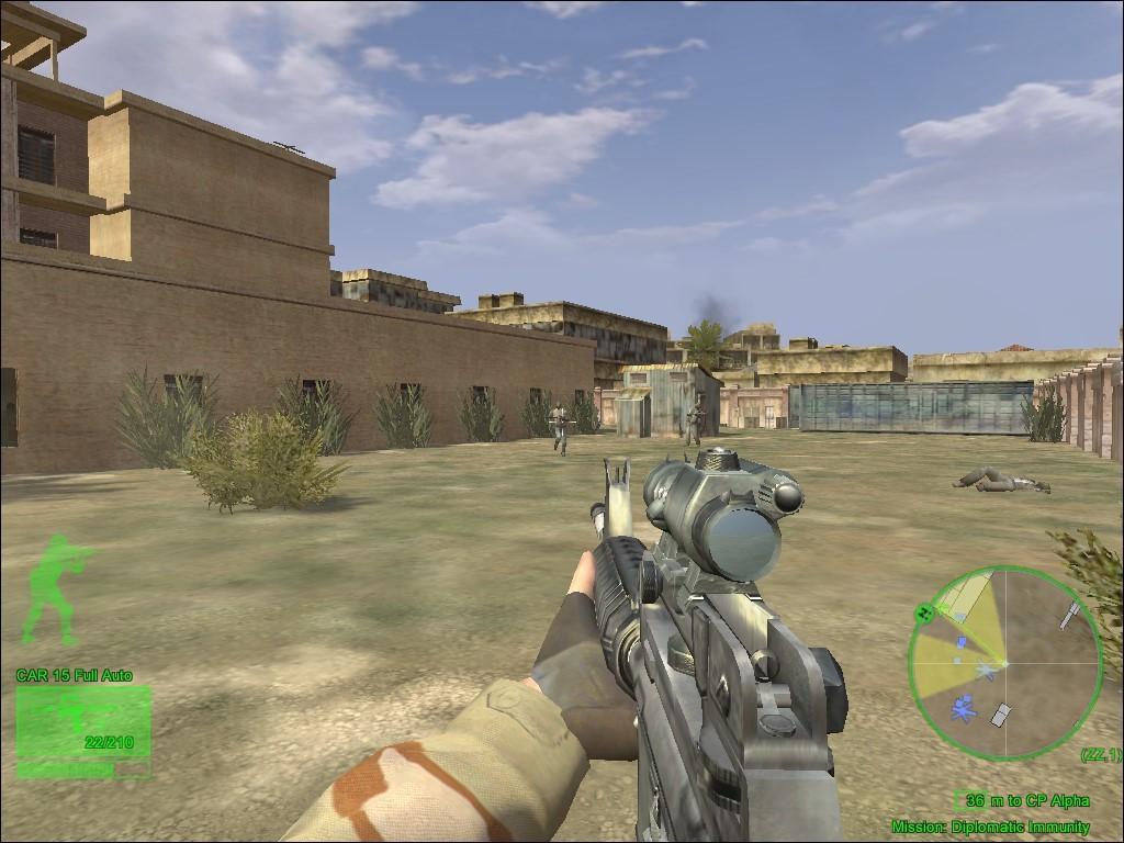 Call of duty 4: modern warfare demo download pobierz za darmo.