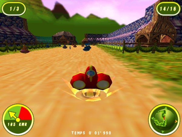 Zupełnie nowe Ludo Race - Wyścigi - Super fajne gry komputerowe na pc do SV81